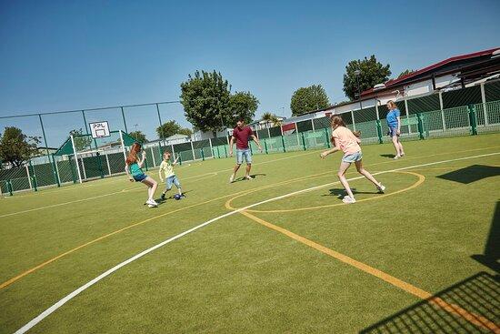 Multi-sports court
