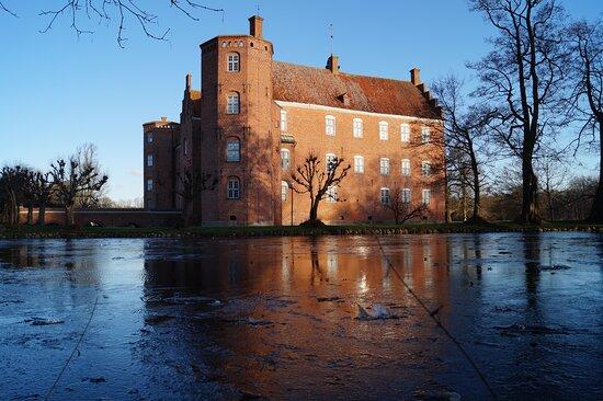 Winter at Gammel Estrup