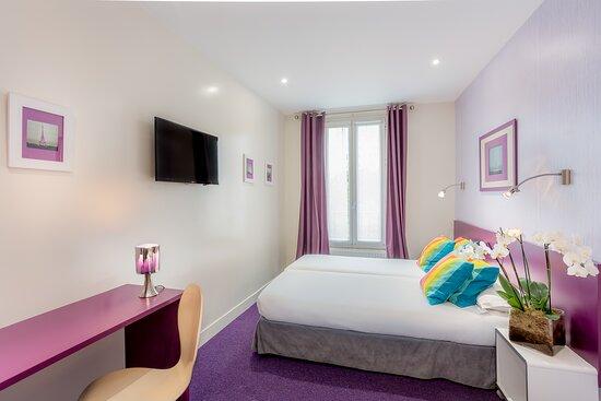 Hotel Paris - Porte Versailles - Paris 15 - 3 étoiles Balard - hotel lourmel – hotel boucicaut- palais des sports