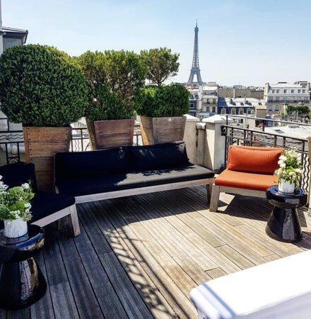 Best hotel in Paris - 5 stars hotel - grand luxury hotel royal Paris