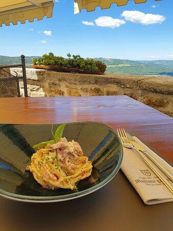 Spaghetti Montona