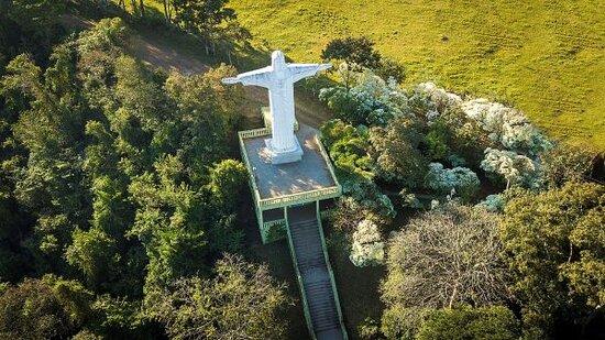 Sao Pedro, SP: MIRANTE DO CRISTO - PASSEIO QUE A ITAQUERI TEM EM SEU PORTIFOLIO