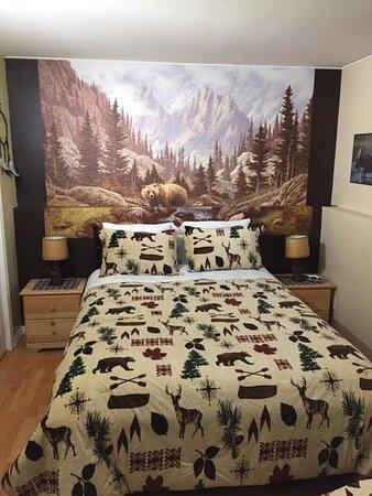 Wildlife room - Queen bed
