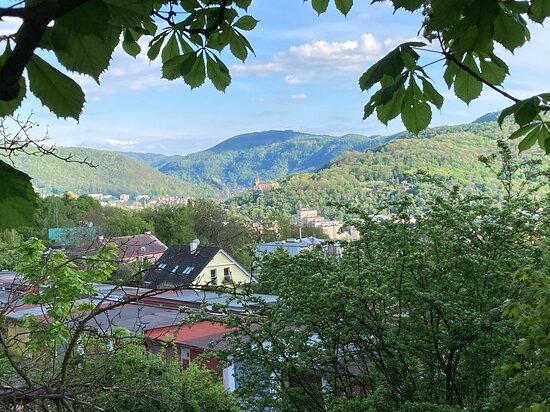 Usti nad Labem, Czech Republic: Výhled