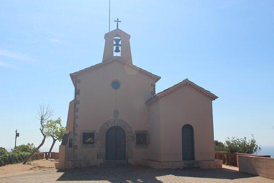 Sant Feliu de Guixols, إسبانيا: Ermita de Sant Elm