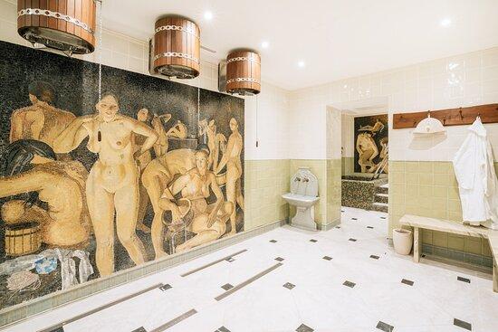 The Bath House - Russian Banya