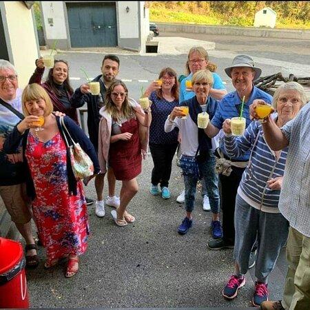 "Feeling Madeira tours are internationally recognized because of the ""strategic pit-stops""!😅 https://www.feelingmadeira.pt"