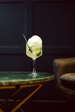 Speciality cocktails - English Garden
