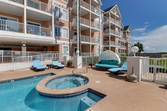 Gulf Shores, AL: Hot tub