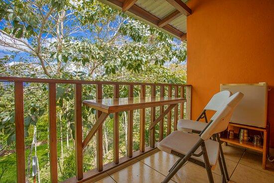 Florencia, Costa Rica: Habitación ejecutiva terraza