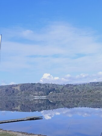 Bala lake Llyn Tegid