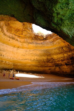 Benagil and Caves: Benagil