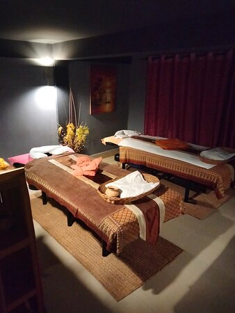 Private couples room