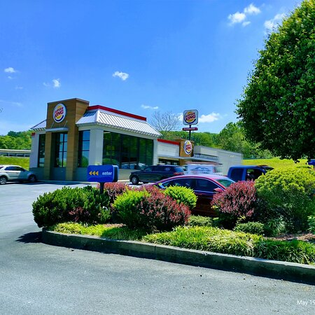 Various views of Burger king Cheat Lake
