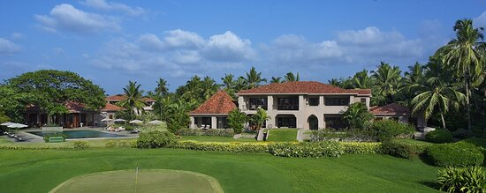 Club Exterior from Golf Course