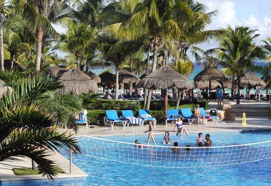 Mexiko: Viva Wyndham Azteca, Playa del Carmen, Riviera Maya
