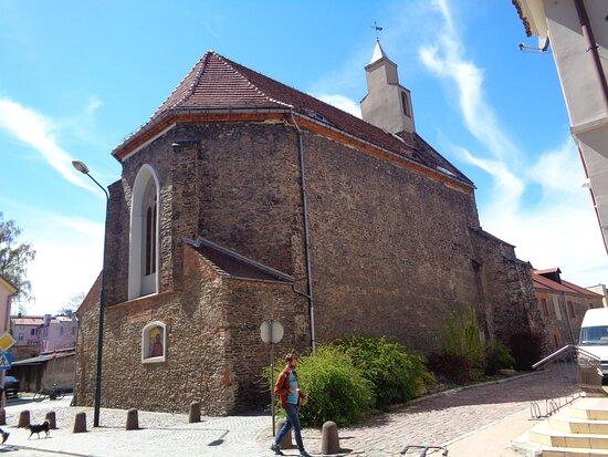Kościół pomocniczy pw. Niepokalanego Poczęcia NMP
