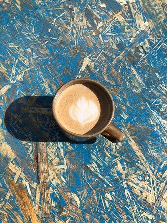 Un café en terrasse, ça nous avait manqué...
