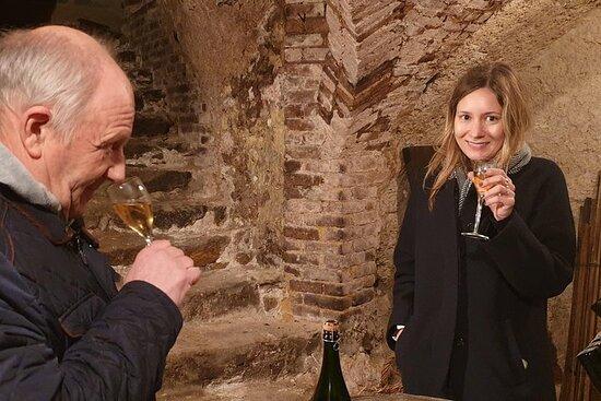 """3 dager i Champagne - """"Aromas"""" -opplevelse"""