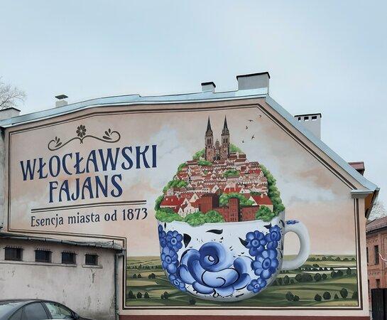 Mural Esencja Miasta