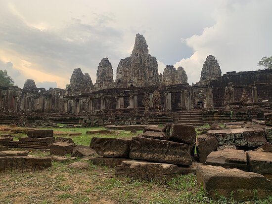 The most beautiful temple in Cambodia 🇰🇭