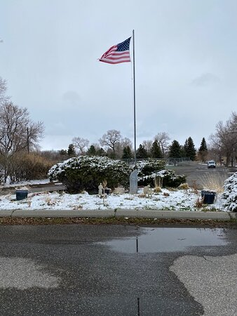 Memorial to Park County vets