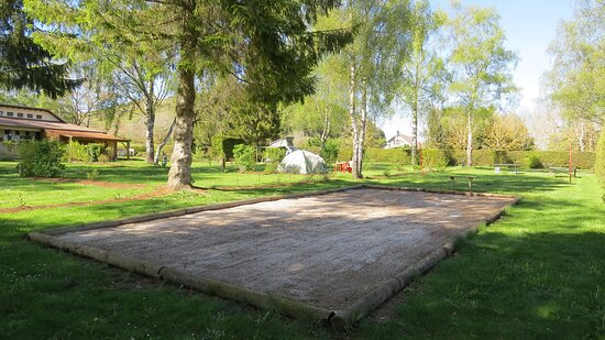 Pétanque, volley, ping pong molky...