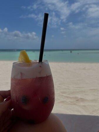 Berrylicious from Madero Beach Bar