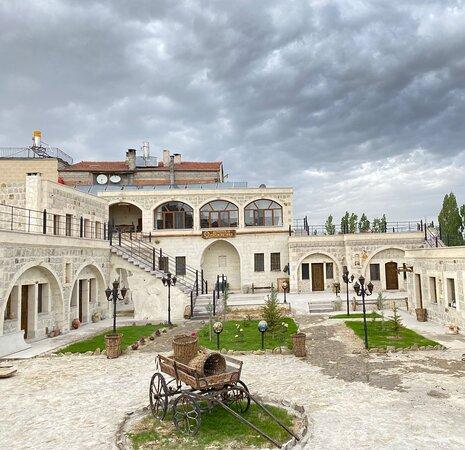 Mükemmel bir mekan Nova Cave hotel – Billede af Nova Cave Hotel, Ortahisar - Tripadvisor