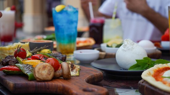 Eat at the Terrace