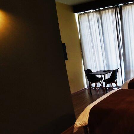 L'intérieur très raffiné et moderne, un design exceptionnel et un style européen, des chambres chaleureuses et confortables