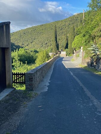 Saint-Nazaire-de-Ladarez, Frankrike: Vackra vyer