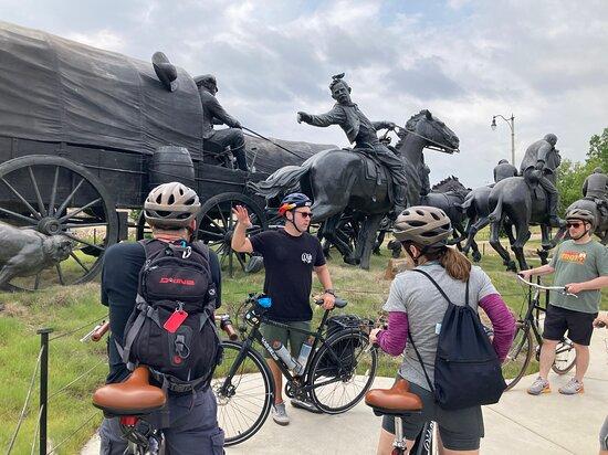 Oklahoma City, OK: OKC Ride - Art + Architecture Tour