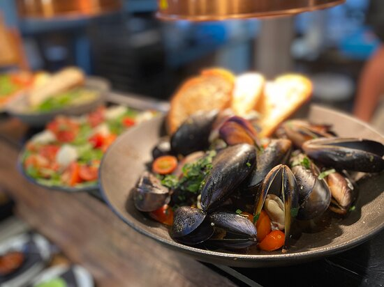 Mussels italian recipe