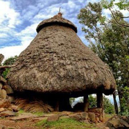 Konso, Ethiopia: Mora,,,,, Public House