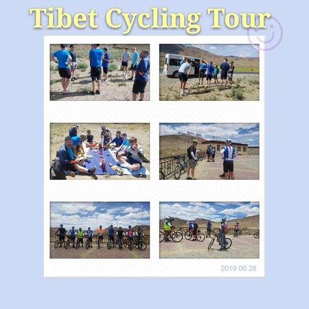 Tibet cycling tours, Strat from lhssa via gyantse-shigatse-Mt.Ecerest -Kyirong border to Nepal,