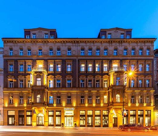 Radisson Blu Hotel Prague, hôtels à Prague