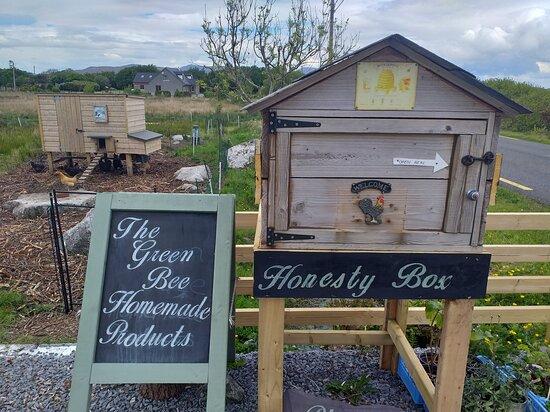 The Green Bee Honesty Box