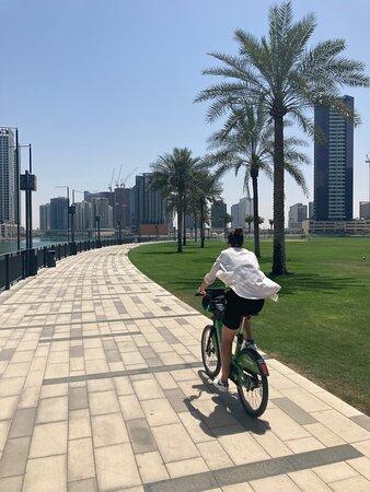 Beautiful part of Dubai