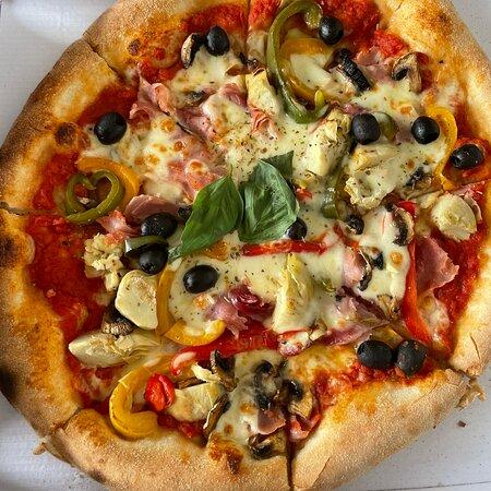 Pizza a consegna