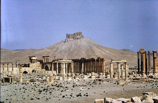 Συρία: Affascinante Palmira!! Come sara' adesso???