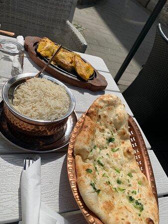 Väldigt vällagat och goda Indiska smaker!😋