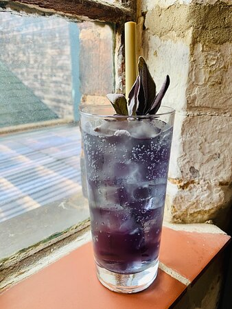 Ube Spiced Collins
