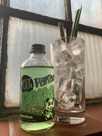Pandan Panda Pop