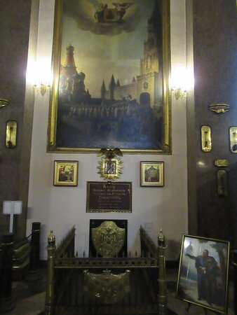 Kazan Cathedral - Kutuzov tomb