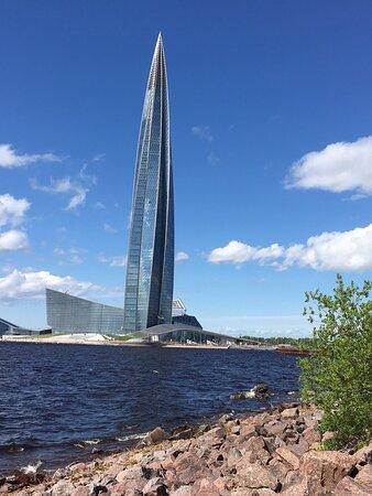 St. Petersburg, Russia: Лахта центр