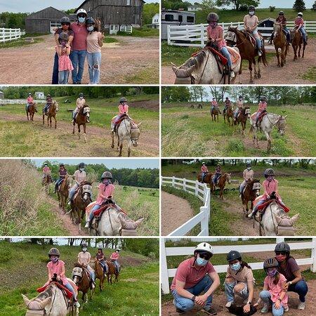 Bridle Hill Farm - Thomas Hoffman 🐴 Private Trail Ride 5_22_2021