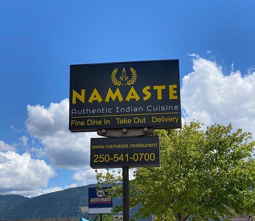 Namaste Vernon