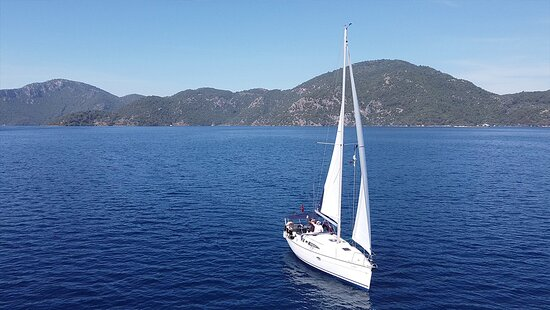 Fethiye, Turkiet: on the way to Cold Water Bay