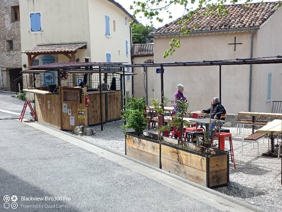 Rougon, France: La Terrasse